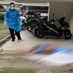 Pembantu Perubatan Maut Terjun Bangunan Hospital.