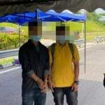 Cuba Rasuah Untuk Rentas Negeri, Dua Warga Asing Ditahan