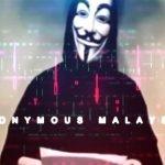 Anonymous Malaysia Dakwa Beberapa Laman Web Kerajaan Telah Digodam