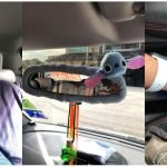 Netizen Terhibur Dengan Reaksi 'Murung' Lelaki Ini Selepas Menaiki Kereta Anak Buahnya