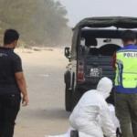 Penduduk Kampung Terkejut Jumpa Mayat Wanita Di Pantai.