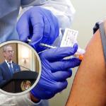 Perdana Menteri Umum Ahli Parlimen, ADUN Terima Vaksin Fasa Pertama