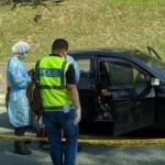 Lelaki Ditemukan Mati Dalam Kereta Akibat Lemas Kepulan Asap.