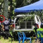 Pekerja Ladang Sawit Jumpa Sesuatu Dalam Tong Ketika Sedang Kerja.