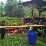 Mayat Lelaki Sudah Reput Ditemui Di Kawasan Kebun
