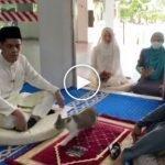 (Video) Lebih 237 Ribu Tontonan, Kucing Jadi Saksi Nikah Pemuda Ini