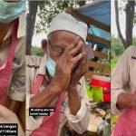 (Video) Penjual Air Kelapa Umur 80 Tahun, Menangis Sambil Tadah Tangan Berdoa Bila Terima Sedekah