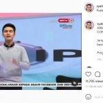 Netizen Geli Hati Dengar Pembaca Berita Tersasul 'kampus' Jadi 'pampers'