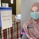 """""""Lepas Vaksin, Pastikan Rehat Secukupnya.."""" Doktor Gigi Di India Kongsi Pengalaman Terima Suntikan Vaksin"""