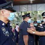 Tertembak Diri Sendiri Punca Anggota Polis Cedera