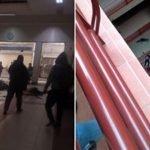 7 Orang Maut Dan 3 Cedera Akibat Jatuh Bangunan Universiti.