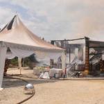 Rumah Terbakar Sejam Sebelum Majlis Pertunangan Berlangsung.