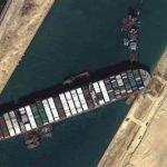 Perabot Ikea, Teh Dan Oak Perancis Antara Barang Yang Terkandas Di Terusan Suez