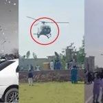 Sewa Helikopter Untuk Tabur Duit RM52k Dari Udara.
