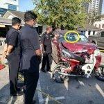Penunggang Motosikal Maut Dilanggar Pemandu Mabuk