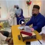 (Video) Lucu, Bapa 'Nervous' Mahu Nikahkan Anak Sampai Tersasul Sebut Nama Sendiri