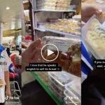 (Video) Pernah 'Viral' Sebelum Ni, Pakcik Jual Roti Di R&R Sg Buloh Kembali Berniaga Selepas Dua Bulan Cuti