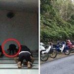 """Selepas Ditahan, Ini """"Paksaan"""" Polis Pada Sekumpulan Pesalah Jalan Raya"""