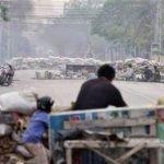 Kanak-Kanak Berusia Tujuh Tahun Mati Ditembak Tentera Myanmar