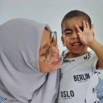 Ibu Terima Ujian Anak Kehilangan Pendengaran Dan Penglihatan