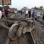 11 Orang Terkorban Dalam Nahas Kereta Api Di Mesir