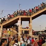 Kes Covid Lonjak Tinggi, New Delhi Sambung Perintah Berkurung
