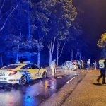 Kereta Terbabas Dan Langgar Pokok, Lelaki 51 Tahun Maut Ketika Cuba Larikan Diri Dari Polis