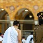 Masjidil Haram Kini Dijaga Oleh Polis Dan Askar Wanita
