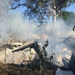 Lelaki 'Sabung Nyawa' Selamatkan Keluarga Daripada Kebakaran
