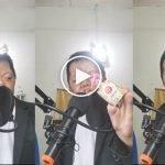 Uncle OKU Semangat Buat 'Live Shopee' Jual Pewangi Walau 7 ViewS Sahaja