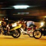 Dua Cedera Padah Tunggang Motosikal Secara Melulu
