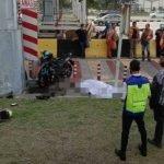 Anggota Trafik Maut Motosikal Rempuh Tiang Plaza Tol