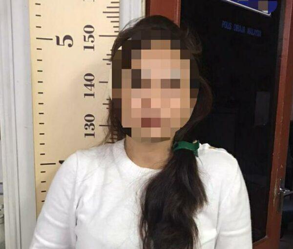 Wanita Warga Asing Ditahan Guna Borang Rentas Negeri Palsu