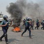 Bantah Perintah Berkurung, Tiga Warga Cedera Ditembak Di Bangladesh
