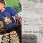 Kompaun RM50,000 Kepada Peniaga Burger, Polis Akan Teliti Semula