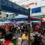 Jalan TAR Kembali Meriah Sejak Pembukaan Bazar Aidilfitri