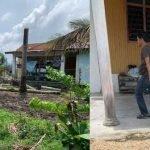 Warga Emas Maut Selepas Dihempap Pokok Kelapa Tumbang