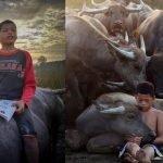 """""""Lama Sangat Doh Dok Gi Sekolah..."""" 'Mowgli Malaysia' Teruja Kembali Ke Sekolah"""