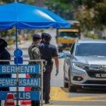 Sekatan Jalan Raya Ditambah Bagi Elak Rentas Negeri Ramadhan Ini