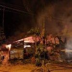 Seorang Remaja Terselamat Dalam Kebakaran Madrasah