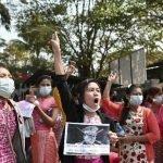 13 Penunjuk Perasaan Maut Dibunuh Akibat Rusuhan Di Myanmar