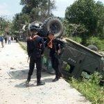 5 Maut Diserang Pengganas Di Selatan Thailand