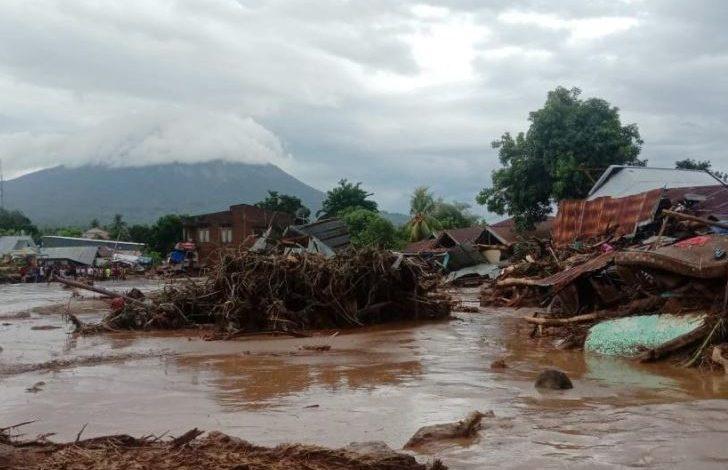 Banjir Di Indonesia Dan Timor Leste, Angka Kematian Meningkat Kepada 157 Orang