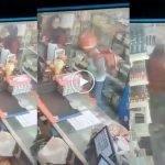 (Video) Detik Cemas Wanita Disamun, Rugi Seutas Rantai Tangan