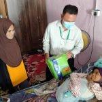 Gadis Tabah Hadap Derita Lumpuh Akibat Dihempap Konkrit