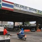 Thailand Pertingkat Kawalan Di Sempadan Malaysia Menjelang Aidilfitri