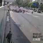 Kecewa Pelaburan Gagal, Lelaki Rempuh Lima Pejalan Kaki