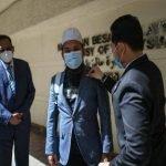 Misi Bantuan P4lestln, Ebit Lew Selamat Tiba Di Mesir