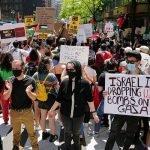 Penduduk New York Adakan Tunjuk Perasaan Bantah Serangan Israel Terhadap Palestin