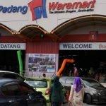 Padang Besar Mulai Meriah, Penduduk Perlis Mula Buat Persiapan Hari Raya